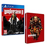 Wolfenstein 2: The New Colossus - Steelbook Edition [Esclusiva Amazon] - PlayStation 4