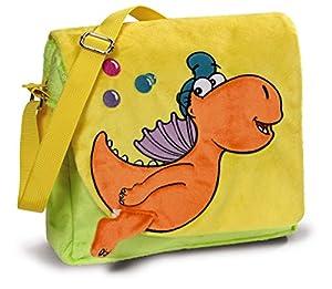 NICI 40694-para la guardería el pequeño dragón Coco, Peluche 26x 23x 7,5cm