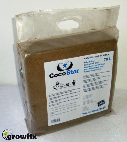 Kokoserde gepresst 70 Liter von Cocostar