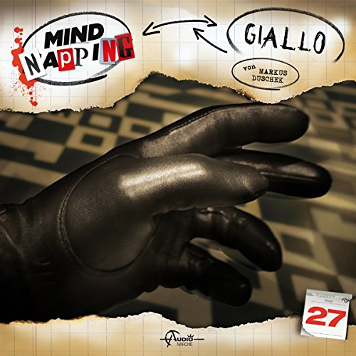 MindNapping (27) Giallo - Audionarchie 2017