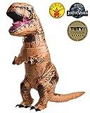 Rubie's Aufblasbares T-Rex-Dinosaurier-Kostüm, Jurassic World, für Erwachsene