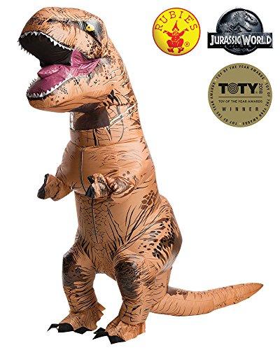 T-Rex-Dinosaurier-Kostüm, Jurassic World, für Erwachsene (Jurassic World T Rex Kostüm)