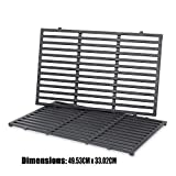 Bar. b.q.s Replacement Parts für Weber Genesis S310, S320, E310, E320, EP310 und EP320 (Cast-Iron Cooking Grid)