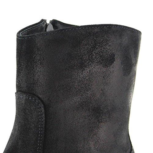 Sendra Boots Westernstiefelette 7438 Cowboystiefelette (in verschiedenen Farben) Serraje Negro