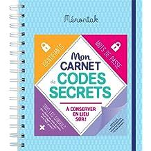 Carnet de codes secrets Mémoniak 2018