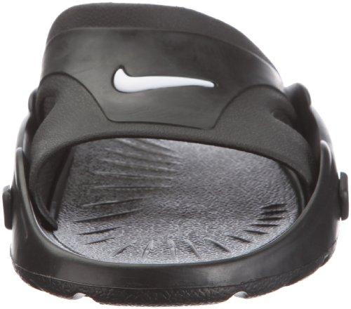 Nike Getasandal 810013-011 Herren Sportschuhe Schwarz (Black/White 011)