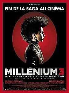 """Afficher """"Millénium n° 3 La reine dans le palais des courants d'air"""""""