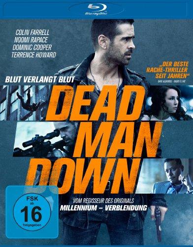 Bild von Dead Man Down [Blu-ray]