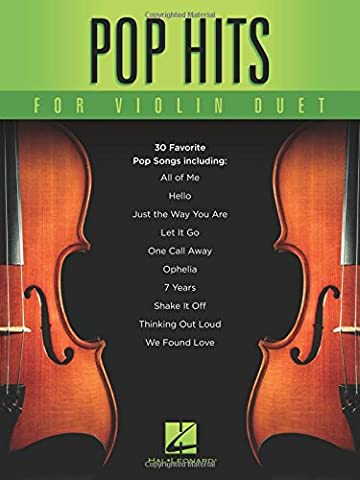 Pop Hits for Violin