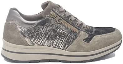 Nero Giardini Sneakers Carbone 6411 Scarpe Donna A806411D