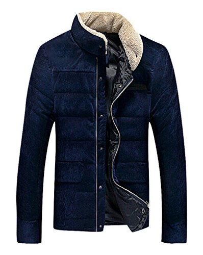 Men24 -  Cappotto  - Maniche lunghe  - Uomo NAVYBLUE X-Large