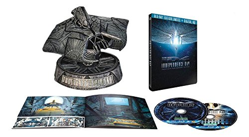 Independence Day [Coffret Collector Attacker Edition]