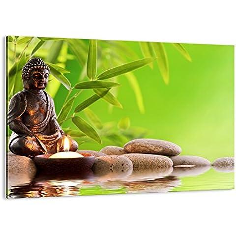 Cuadro sobre lienzo - de una sola pieza - Impresión en lienzo - Ancho: 70cm, Altura: 50cm - Foto número 2392 - listo para colgar - en un marco -