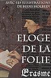 Image de Eloge de la Folie (avec les illustrations de Hans Holbein)