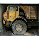 style-your-garage.com Garagentor Fotoplane Truck, B 245 cm x H 210 cm