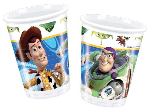 Disney Amscan jouet étage 3Coupe en plastique
