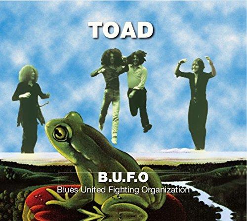 Toad: B.U.F.O. (Audio CD)