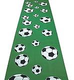 """Teppich """"Fußball-Traum"""" 450 x 60 cm"""