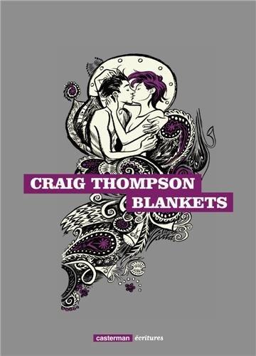 Blankets : Edition spéciale numérotée