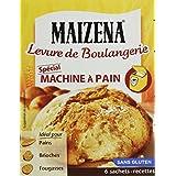 Maizena Levure de Boulangerie 6 Sachets 33g - Lot de 2