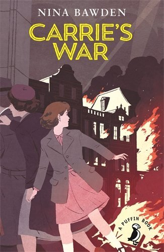 Carrie's War (A Puffin Book) by Bawden, Nina (July 3, 2014) Paperback