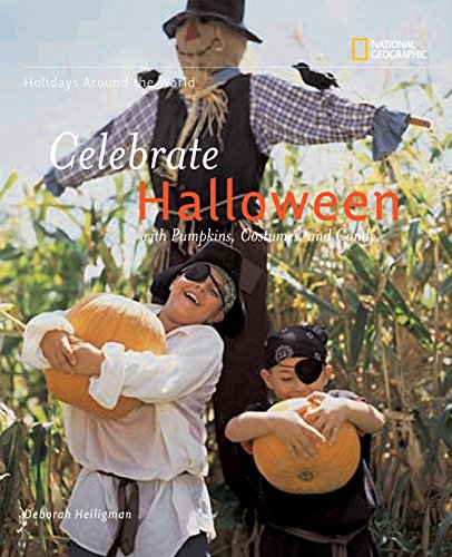 World: Celebrate Halloween with Pumpkins, Costumes, and Candy ()