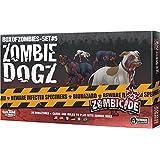 Zombicide Box of Zombies: Zombie Dogz Set #5 - Juego de mesa, para 6 jugadores (CoolMiniOrNotInc. GUG0019) (importado)