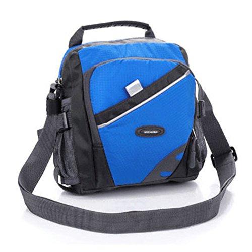 versione coreana del all'aperto borsa da viaggio a tracolla Messenger/borse da donna/borsa sportiva/pacchetto tempo libero/Cross-package-A B