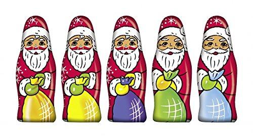 """Riegelein Weihnachtsmann """"Für den Kaffee-Tisch"""" 54 Stück, 1er Pack (1 x 648 g)"""