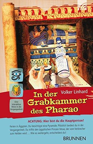 Preisvergleich Produktbild Der Schrei aus der Zisterne / In der Grabkammer des Pharao: Eine interaktive Reise in die Vergangenheit