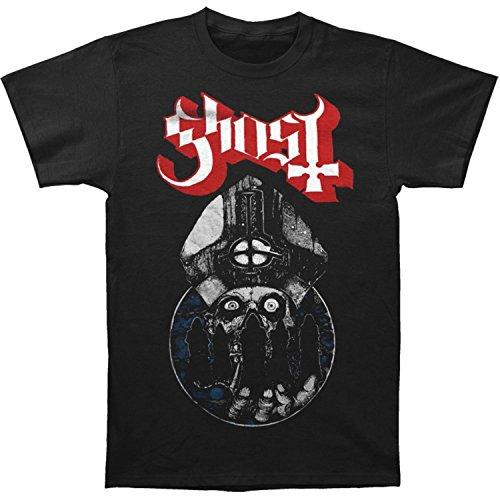 Ghost B.C. Men's Warrior T-shirt Black - Large