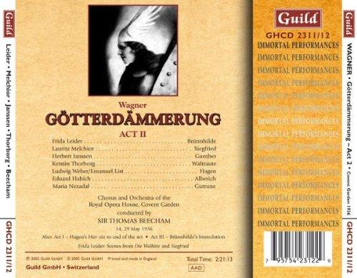 Gotterdammerung/ Act Two