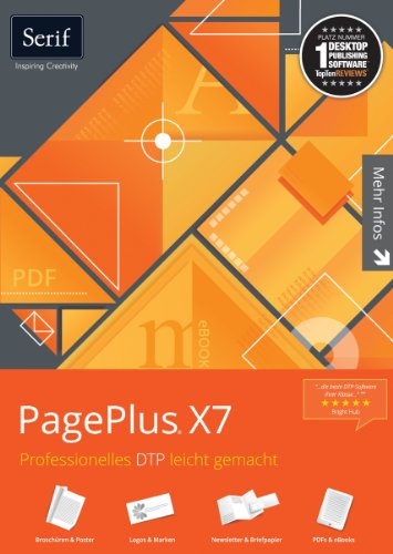 Serif PagePlus X7 [Download] (Amazon Kindle Reader Für Pc)