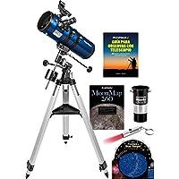 Kit de telescopio reflector Orion StarBlast II 4.5 EQ