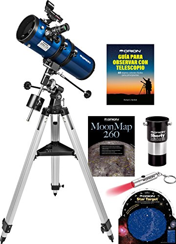 Kit telescopio reflector Orion StarBlast II 4.5 EQ
