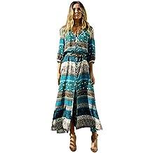 Hippie kleid lang amazon