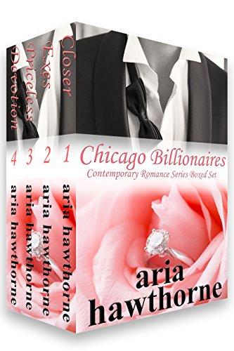 Chicago Billionaires - Contemporary Romance Series Boxed Set (English Edition)