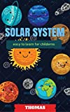 SOLAR ECLIPSE  SYSTEM: The Complete Kids Guide( Childerns Astronomy and space book