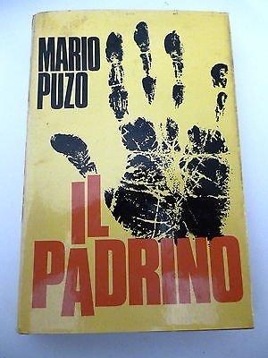 MARIO PUZO: Il padrini, I ed. 1971 DALL'OGLIO EDITORE A55