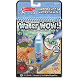Melissa and Doug on the Go Water Wow Water Reveal Activity, Multi Color