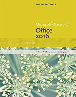 New Perspectives Microsoft Office 365 & Office 2016: Introductory (1305879171) | Amazon price tracker / tracking, Amazon price history charts, Amazon price watches, Amazon price drop alerts