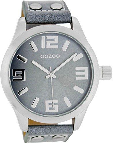 Oozoo C1060 Damenuhr, Lederarmband