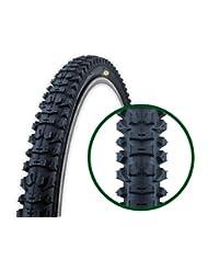 Par de Fincci por Carretera de Montaña Bicicleta Híbrida Neumático Para Neumáticos 26 x 1,95 54-559