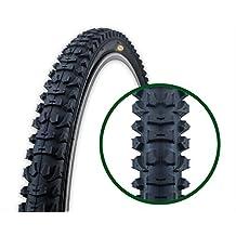 Fincci por Carretera de Montaña Bicicleta Híbrida Neumático Neumáticos 26 x 1,95 54-559