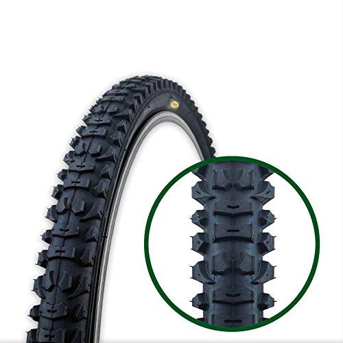 Fincci MTB Mountainbike Fahrrad Reifen 26 x 1.95 54-559