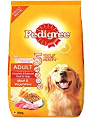 Pedigree Adult Dog Food Meat & Vegetables