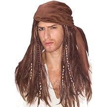 Caribbean Pirate Wig (peluca)