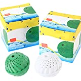 Luwu-Store Eco Laundry Ball Magnetic Anion Molecules Cleaning Cleaner Magic Washing Ball Random Color