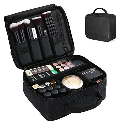 Trousse Make Up, Borsa Cosmetica, Beauty Case Donna Trucchi Porta Trucchi da Viaggio Organizer Per le Ragazze