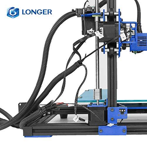 LK1 DIY 3D Drucker LONGER FDM Kit 300 * 300 * 400mm Große Druckgröße mit 2,8-Zoll-Vollfarb-Touchscreen - 2